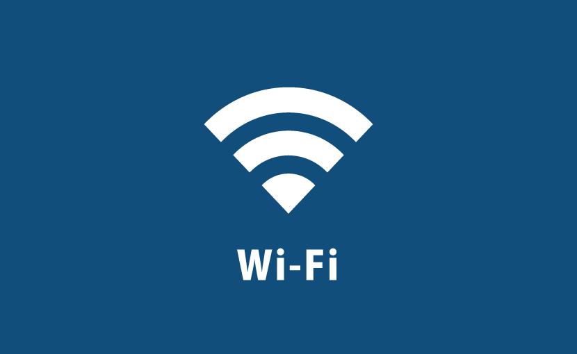 院内無料Wi-Fiがご利用いただけます